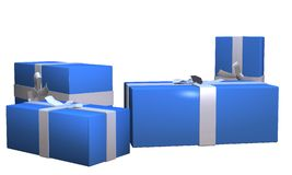 Gift box 2 stock photography