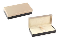 A gift box stock photography