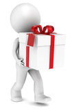 Gift Box. Royalty Free Stock Photography