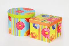 Gift box . Royalty Free Stock Photography