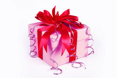 Gift box . Stock Images