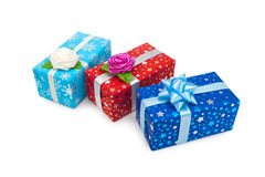 Gift box-23 Stock Image