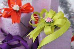 Gift box. Stock Image