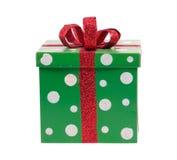 Gift Box. Christmas Gift Box Stock Photography