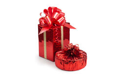 Gift box-34 Royalty Free Stock Photo