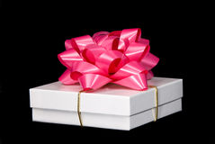 Gift box Stock Photography