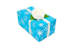 Gift box-45 Royalty Free Stock Images