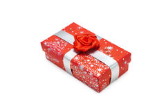 Gift box-53 Royalty Free Stock Photos