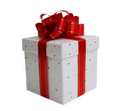 Gift box royalty free stock photography