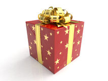Gift Box for all celebrations! Royalty Free Stock Photo