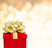 Gift Box Background For All Occasion Royalty Free Stock Photos