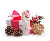 Gift box, bump Stock Photography