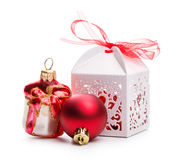 Gift box bump toy Stock Photo
