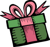 Gift Box Clip Art Royalty Free Stock Photos
