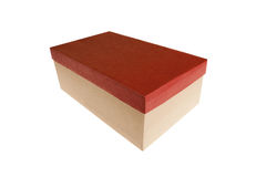 Gift Box Closed Royalty Free Stock Image