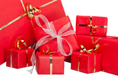 Gift Box Collection Royalty Free Stock Images