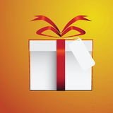 Gift box of  design Royalty Free Stock Photos