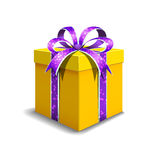Gift box Stock Images