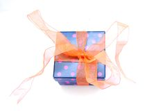 Gift Box holiday Stock Photos