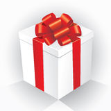 Gift Box (illustration) Royalty Free Stock Photo