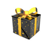 Gift box. Image contain clipping path Stock Photos