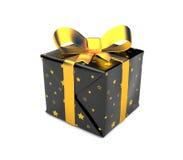 Gift box. Image contain clipping path Stock Photos