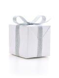 Gift box isolated Royalty Free Stock Photo