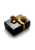 Gift box isolated stock image