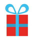 gift box  isolated icon design Royalty Free Stock Images
