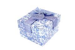 Gift box isolated on the white background Stock Photo