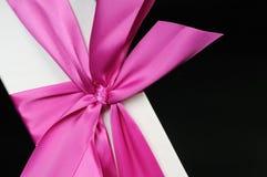 Gift box. Macro Stock Photography