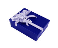 Gift box over white background Stock Image