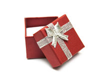 Gift box package Royalty Free Stock Photography