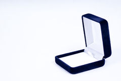 Gift box for the ring Royalty Free Stock Photo