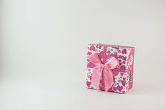 Gift Box. For special one royalty free stock images