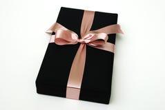Free Gift Box - Thai Silk Stock Photos - 5374713
