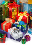 Gift boxes-103 Royalty Free Stock Images