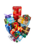 Gift boxes-104 Stock Image