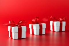 Gift Boxes Royalty-vrije Stock Fotografie