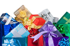 Gift boxes&bags-4 Stock Photos