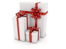 Gift Boxes,Christmas Gifts Stock Photos