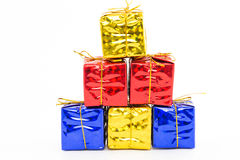 Gift boxes Happy Day. 
