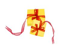 Gift boxes holiday Stock Photos