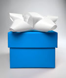 Gift boxes, studio shot Royalty Free Stock Images