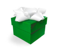 Gift boxes, studio shot Royalty Free Stock Photo