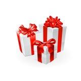 Gift boxes. Vector Stock Photos