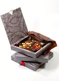 Gift Boxes With Chocolate Stock Image