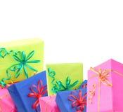 Gift boxs Stock Photos