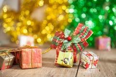 Gift boxs Royalty Free Stock Photos