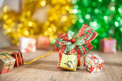 Gift boxs Stock Photo